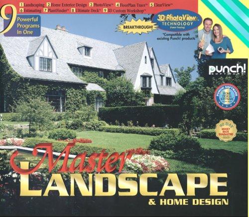 Punch! Master Landscape & Home Design - Old Version