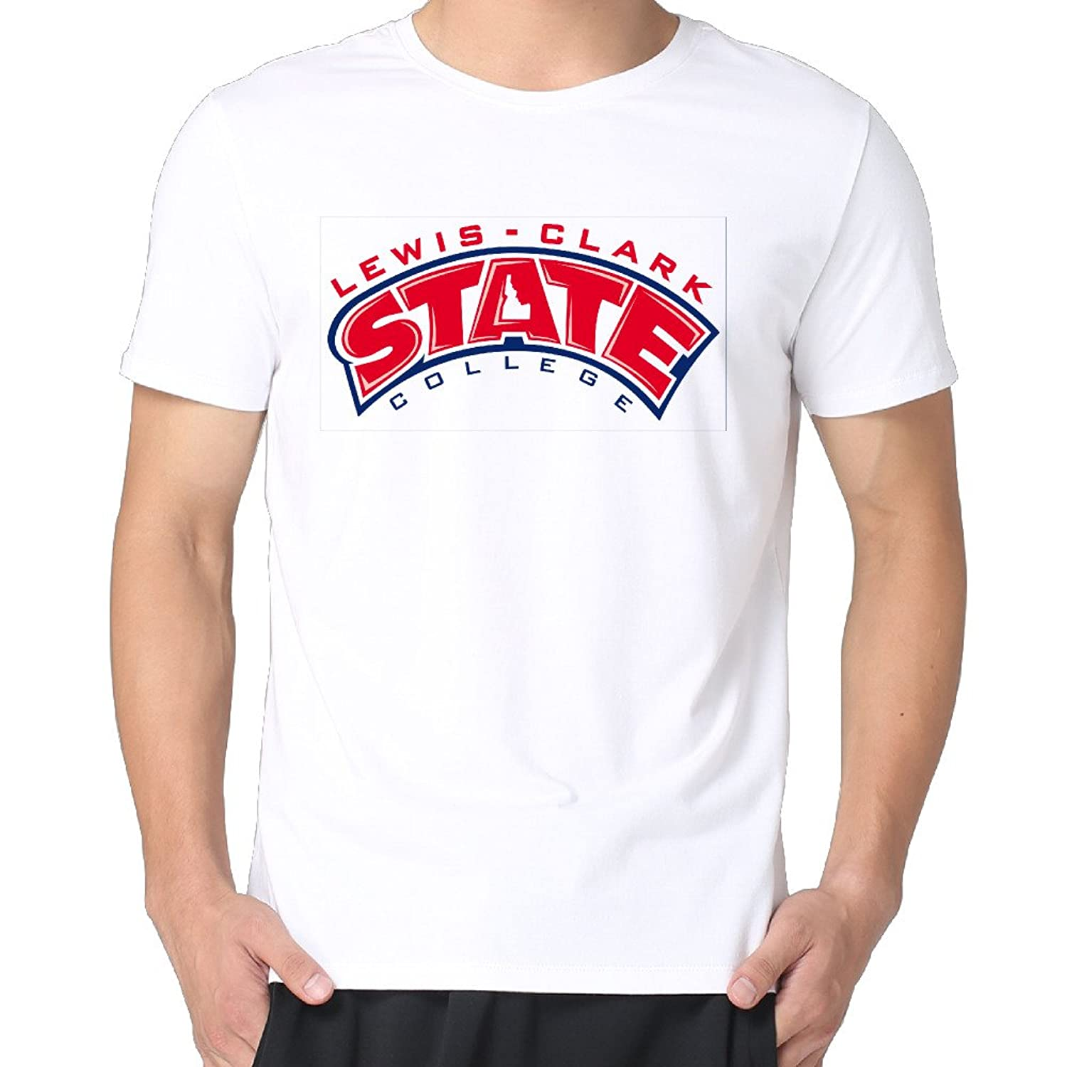 ClassicsLewis-Clark State College Make A Shirt Custom Tees2016 New Mens