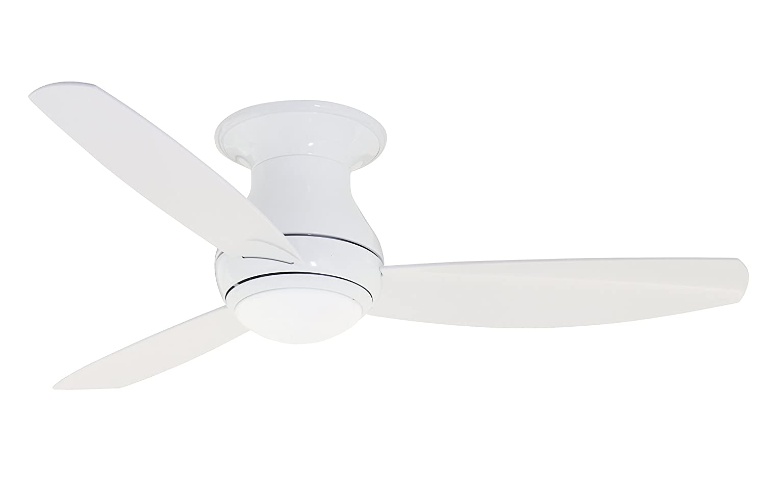 Emerson CF152LORB Curva Sky 52-inch Modern Ceiling Fan, 3-Blade Ceiling Fan with LED Lighting and 6-Speed Remote Control