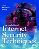 Actually Useful Internet Security Techniques, Larry Hughes, 1562055089