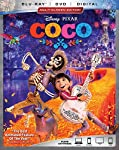 Cover Image for 'Coco [Blu-ray + DVD + Digital]'