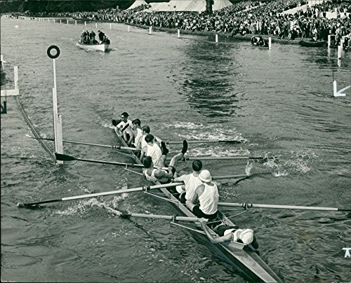 Regatta Henley (Vintage photo of Henley Royal Regatta)