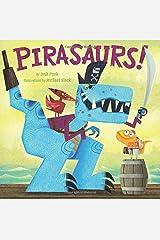Pirasaurs! Hardcover