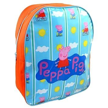 Peppa Pig cat-ab-11008 Premium mochila, 40 cm: Amazon.es: Juguetes y juegos
