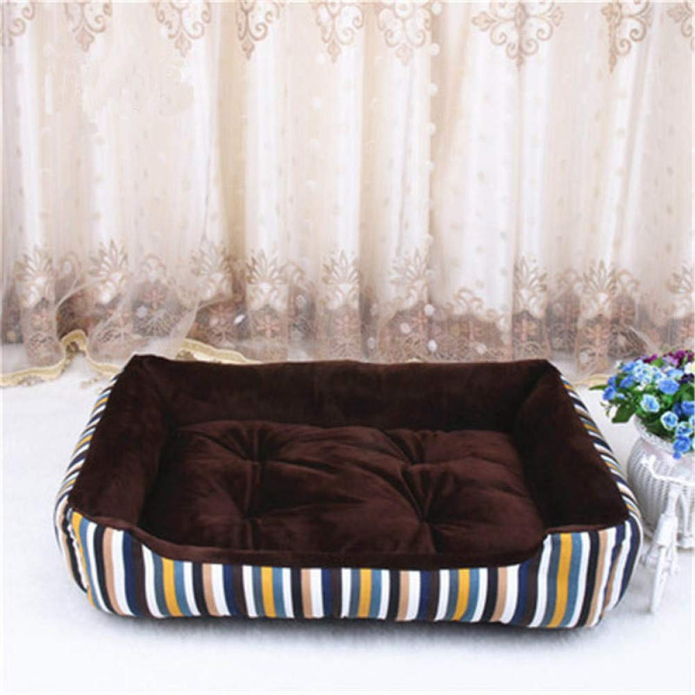 C1 90X70X15cm CZHCFF Cozy Pet Dog Bed Mat Plus Size Big Dogs Puppy Bed Mat House Cat Sofa Kennel Cushion Bedding for Small Medium Large Dogs S-XXL