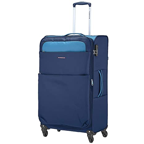 Gabol 5096 Trolley M Cloud. Maleta, 50 cm, 10 litros, Azul