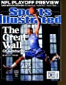 John Wall Signed Sports Illustrated No Label 1/11/2010 Autographed Kentucky BAS