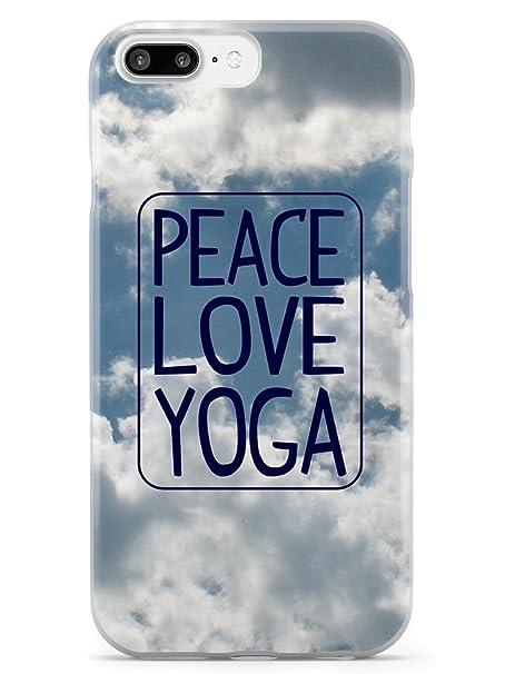 Amazon.com: Inspired Cases Peace, Love, Yoga Case - Apple ...