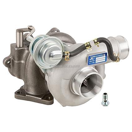 Amazon.com: Turbo Turbocharger w/Banjo Bolt For Subaru Impreza WRX STI EJ207 - BuyAutoParts 40-30187AN New: Automotive