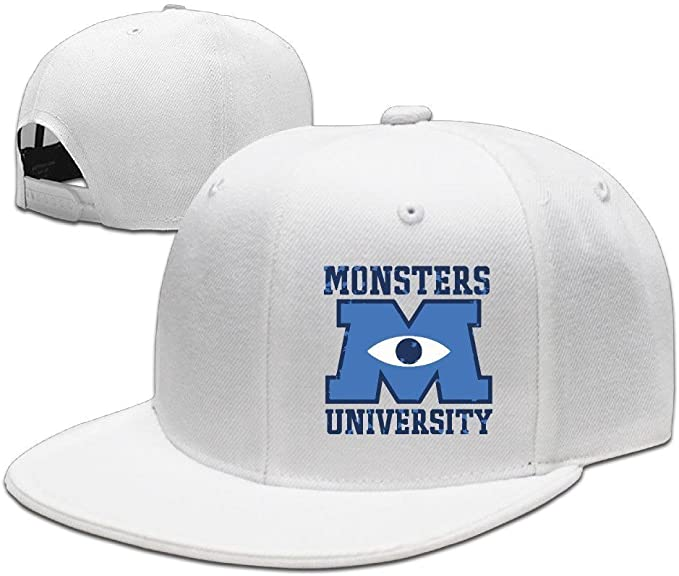 Facsea Runy Custom M U Monsters University Logo Adjustable Gorra ...