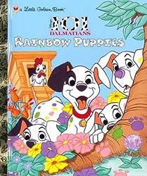 101 Dalmatians Rainbow Puppies