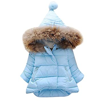 4a857dc78fa7 Amazon.com  Kintaz Toddler Baby Kids Girls Boys Down Jacket Coat ...