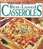 Favorite Brand Name Best-Loved Casseroles