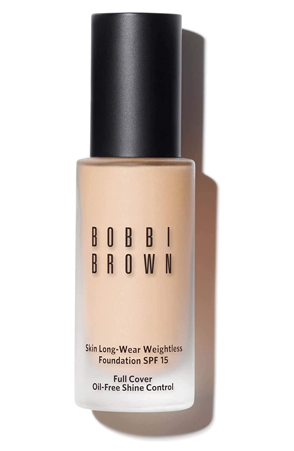Bobbi Brown Skin Long-Wear Weightless Foundation Broad Spectrum SPF 15 - Porcelain (0) - 1 fl oz/30 ml