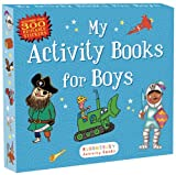 My Activity Books for Boys, Bloomsbury Publishing Staff, 1619636395