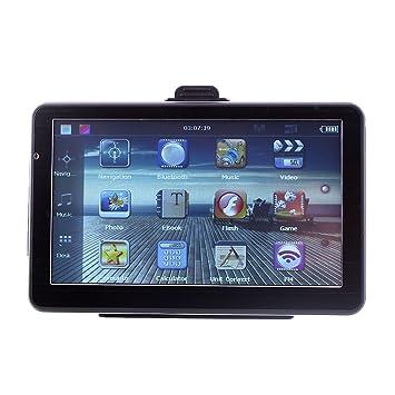 Sedeta GPS de navegación del coche estéreo con pantalla táctil y 8 GB de memoria n Mapa para Truks SUV Mazda: Amazon.es: Coche y moto
