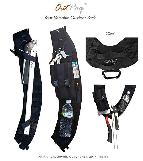 Amazon.com: outpaq – Su Personal Pack personalizable para ...