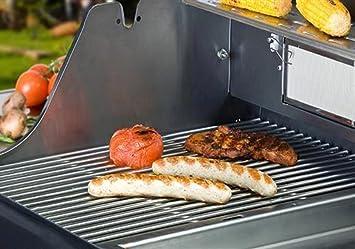 Weber Outdoor Küche Edelstahl : Weber genesis ii lx s gbs gasgrill edelstahl