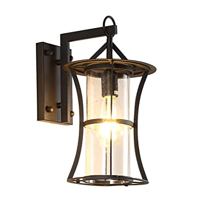 Amazon Com Toym Us Chinese Outdoor Wall Lamp Simple Modern Exterior