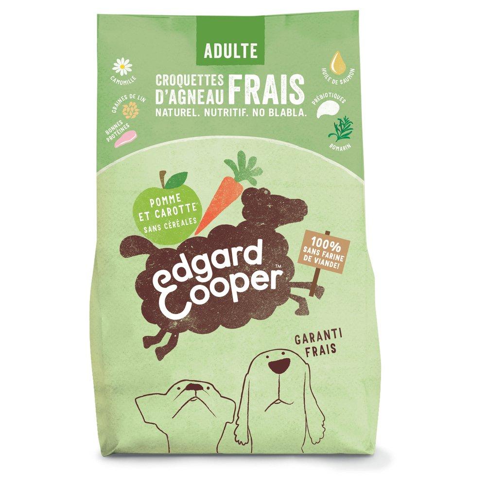 Edgard & Cooper Croquettes à l'Agneau pour Chien 2, 5Kg