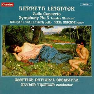 Symphony 3 / Cello Concerto