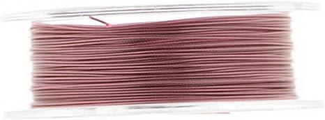 Armband Creative-Beads Edelstahldraht 0,4mm Schmuckdraht f/ür Kette Stahlseil 5m Rolle schwarz zum Schmuck selbst machen nylon ummantelt hautvertr/äglich rei/ßfest