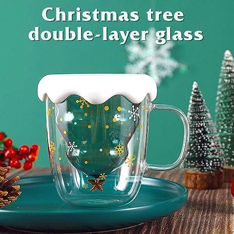CHRISTMAS CUP Christmas Holiday Casa Bella Coffee Tea Mug Cup With Christmas  Tree Cup