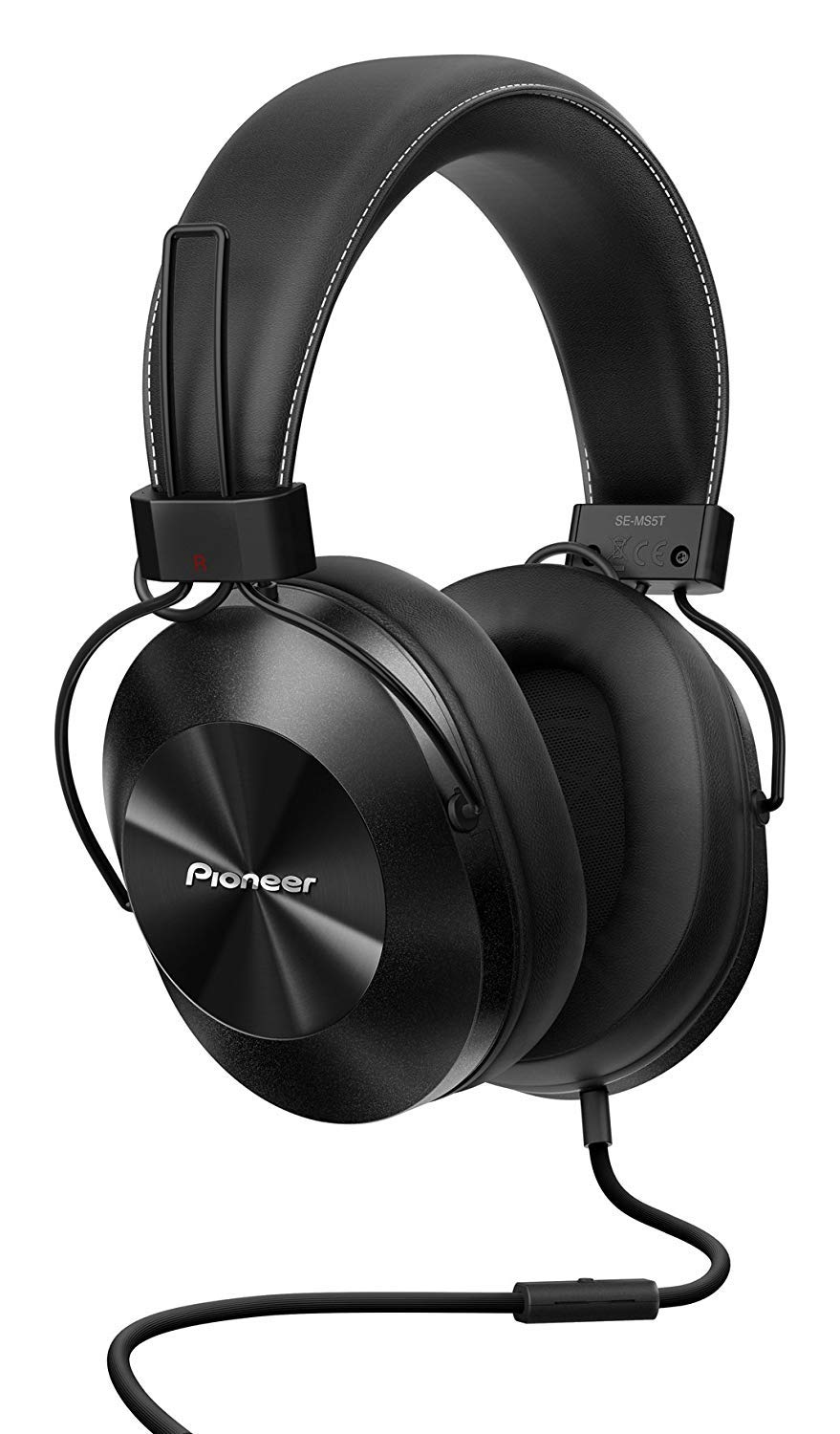 Pioneer-Abs-Metallic-Housing-with-Leather-Headphone