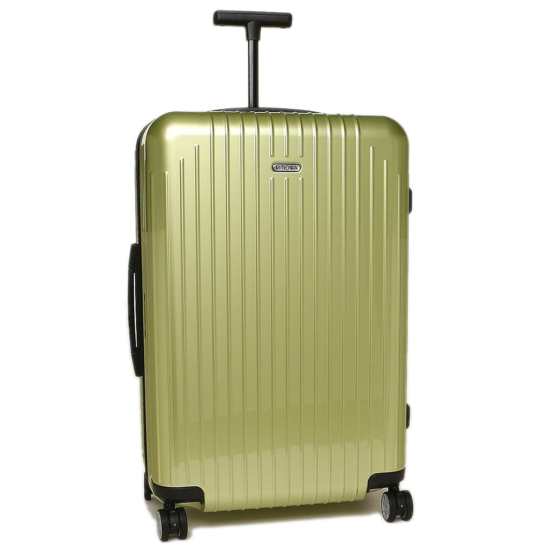 リモワ スーツケース RIMOWA 820.63.36.4 82063 SALSA AIR サルサエアー MULTIWHEEL 65L 4~7泊用 4輪 TSAロック レディース/メンズ キャリーケース LIME GREEN [並行輸入品] B073XD4G1W