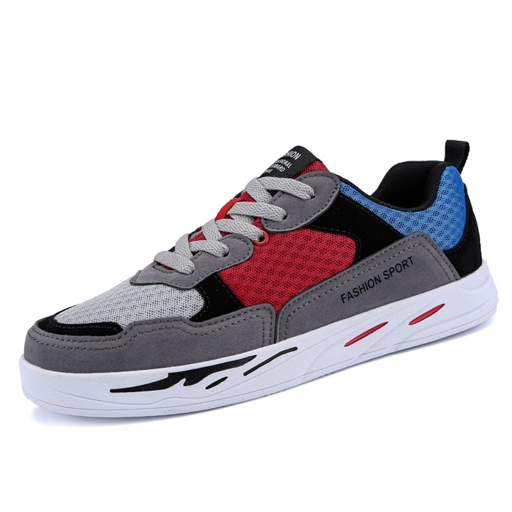 2019 Mens and Womens Fashion Sneakers Casual Style Mixed Color Breathable Mesh Stylish Skateboard Shoes Mens//Womens Shoes