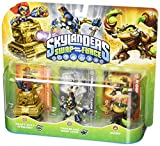 Skylanders SWAP Force Triple Character Pack: Scorp, Twin Blade Chop Chop, Heavy Duty Sprocket