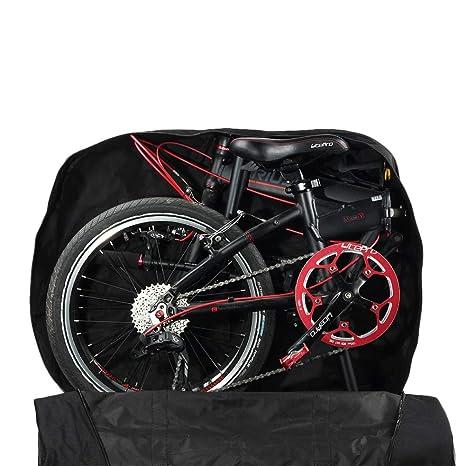 EFINNY Bolsa de Bicicleta Plegable de 14/16/20 Pulgadas Bolsa de ...