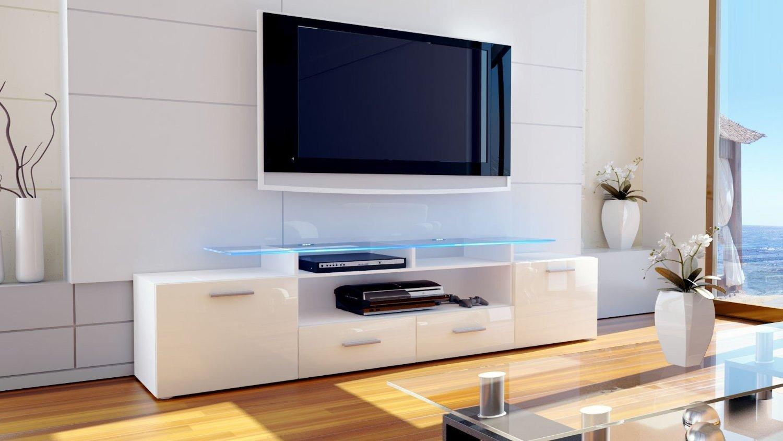 La Credenza Della Crema : Kofkever mobile porta tv credenza madia valentino art. 1429 bianco