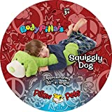 "Pillow Pets BodyPillars Neon Dog - 30"" Snuggly"