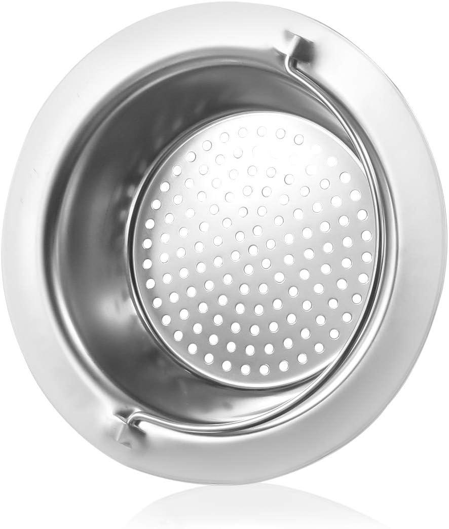 Amazon.com: BNYZWOT - Cesta de fregadero de cocina de acero ...