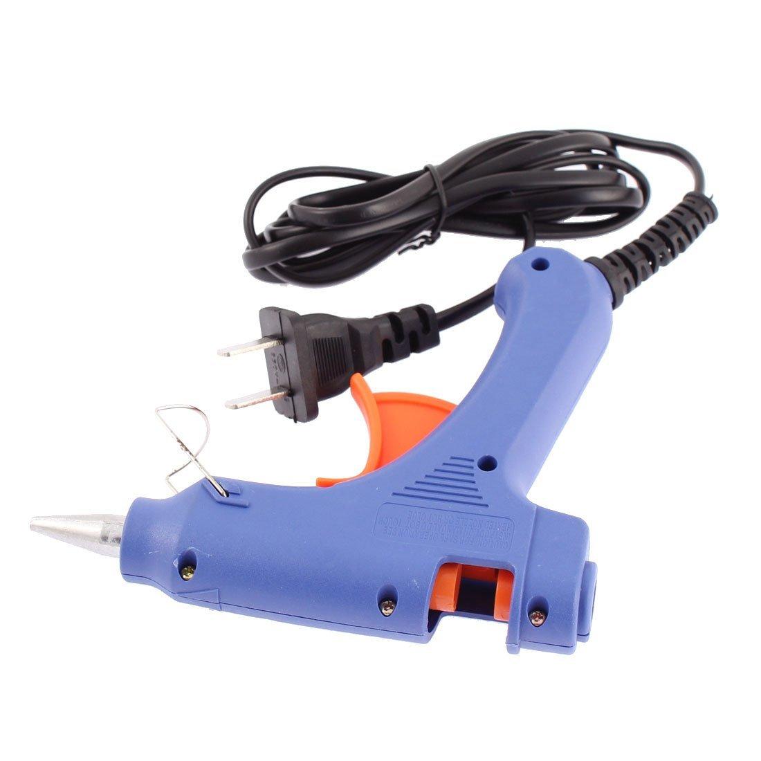 eDealMax HL-E US Plug 110-240V 50-60Hz 20W riscaldamento elettrico Hot Melt Glue Gun