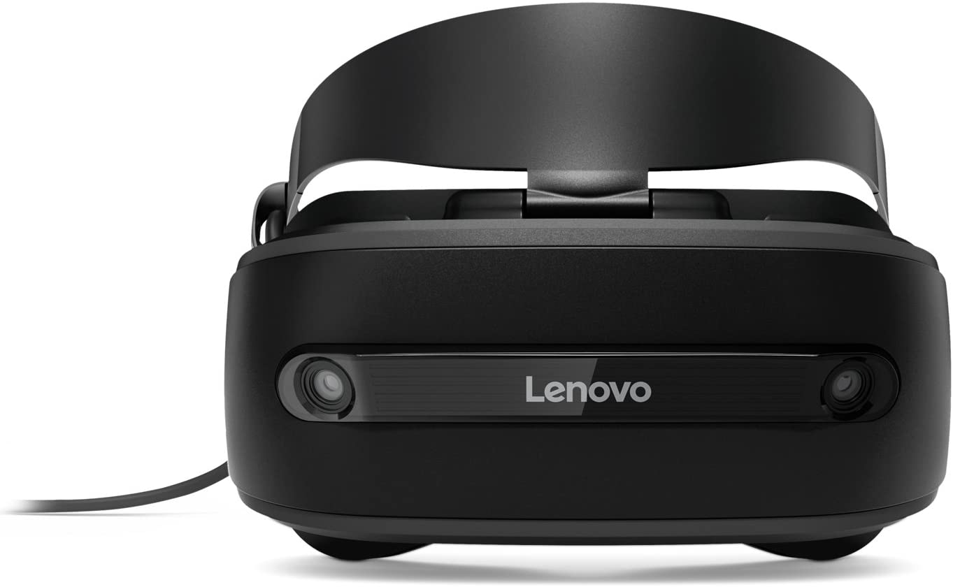 Lenovo Explorer, Headset for Windows Mixed Reality, Iron Grey, G0A20001WW
