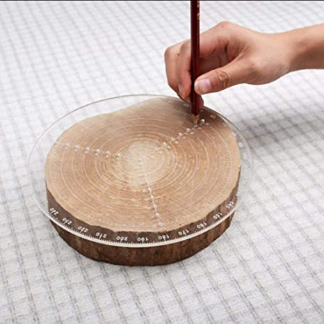 12inch - 30cm or 30cm homozy Center Finder Compass Tool Woodworking for Bowls Work Drawing Circles Diameter 8 12 20cm