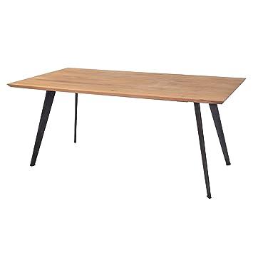 Esstisch Tisch Esszimmertisch Lalon 180x90 cm, Modernes Industrie ...