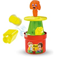 Brinquedo Educativo Puxa e Cai com 4 Peças Dismat