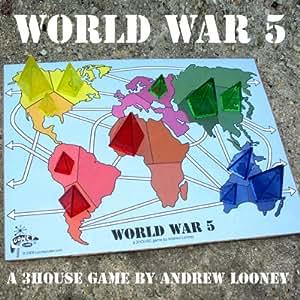 World War 5 Gameboard