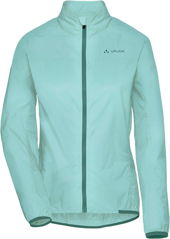VAUDE Womens Air Jacket III 80/% Winddicht Chaqueta Mujer Windjacke F/ür Radsport