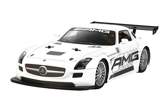 Tamiya Mercedes-Benz SLS AMG GT3 - Radio-Controlled (RC) land vehicles (Cochecito de juguete)