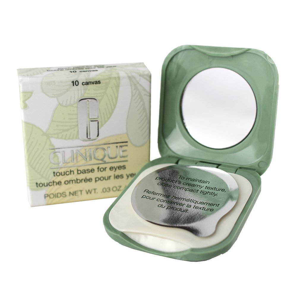 Clinique Touch Base for Eyes, Canvas, 0.03 Ounce