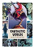 : Fantastic Worlds: The Art of William Stout (1)