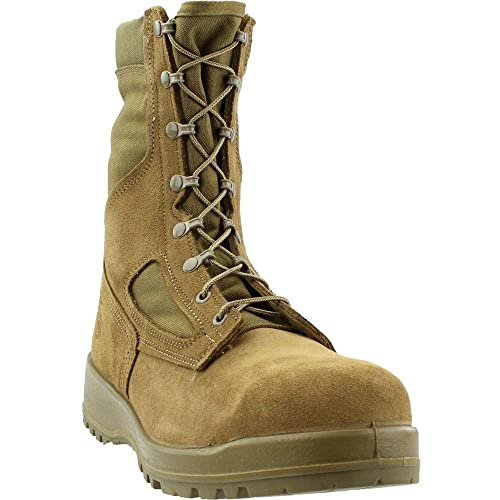 el más nuevo 1ba40 f1e40 Belleville Men's 550 ST USMC Hot Weather Steel Toe Boot (EGA ...