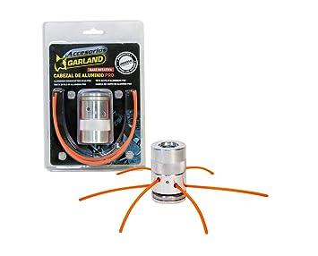 Garland 7199000160 - Cabezal de Aluminio PRO Universal para ...