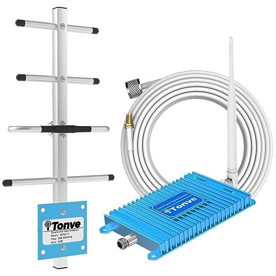 Amazon.com: Tonve - Amplificador de señal de teléfono móvil ...