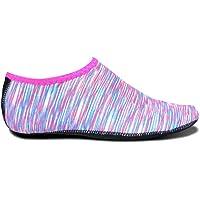 Heyean Aqua Socks Beach Water Shoes Barefoot Yoga Socks Quick-Dry Surf Yoga Exercise Water Skin Shoes Diving Socks Wetsuit Prevent Scratch Non-Slip Swim Beach Shoes Swim Shoes for Women Men