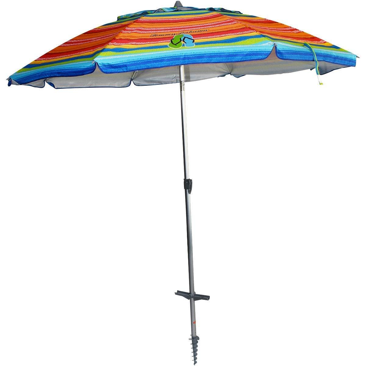 Tommy Bahama 7' Beach Umbrella by Tommy Bahama